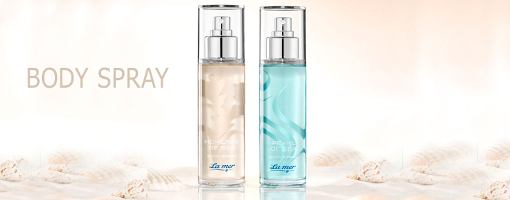 BODY SPRAY & Parfum