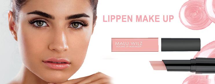 LIPS - LIPPEN MAKE-UP