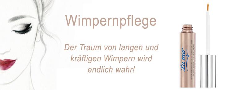 WIMPERNPFLEGE & AUGENBRAUENPFLEGE