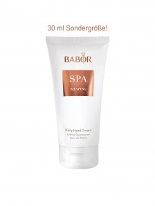 Babor Shaping For Body - Daily Hand Cream - 30 ml