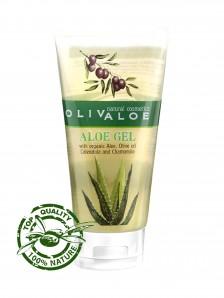 Olivaloe - Aloe Vera Gel - 170 ml