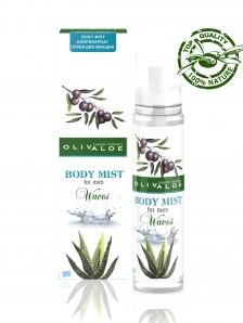 Olivaloe Body Spray Waves - for Men