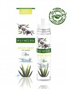Olivaloe Body Spray Aloe - for Women