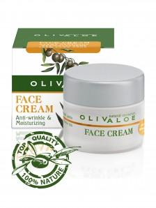 Olivaloe - Face Cream (Dry to dehydrated skin)
