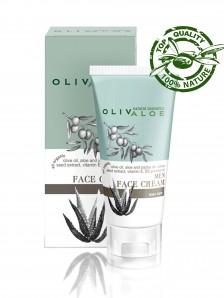 Olivaloe - Mens Face Cream