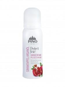Pino Protect Me - Handcreme Pflegeschaum Granatapfel Arganöl 50 ml