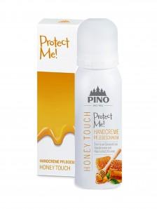 Pino Protect Me - Handcreme Pflegeschaum Honey Touch 50 ml