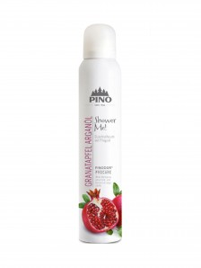 Pino Shower Me - Duschschaum Granatapfel Arganöl - 200 ml