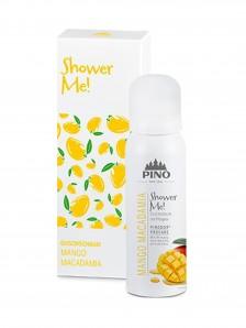 Pino Shower Me - Duschschaum Mango Macadamia - 75 ml
