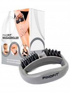 Pinofit® Massageroller dark grey